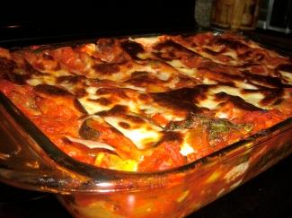 viva catalina vegetarian lasagna