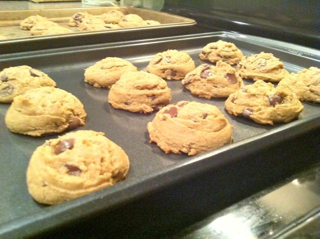 mama pea's vegan peanut butter dough balls