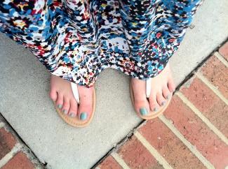 gender-neutral toes