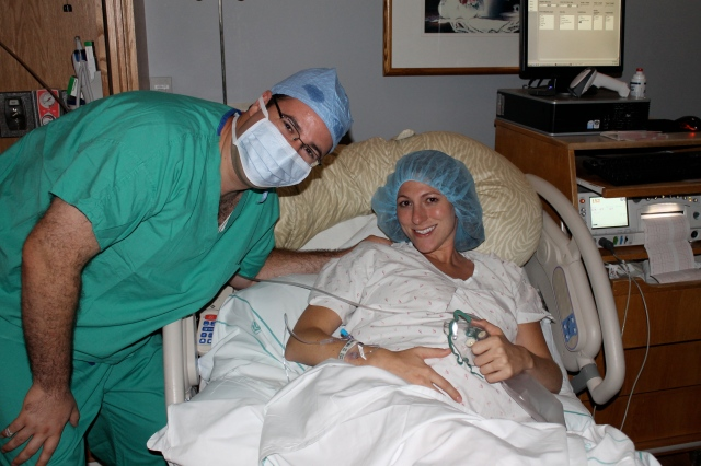 c-section prep